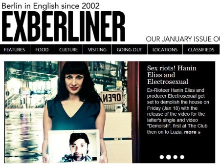hanin & electrosexual  ex berliner