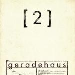 Moon&Mann present Geradehaus [2]