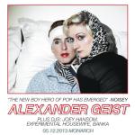 Alexander Geist's new release