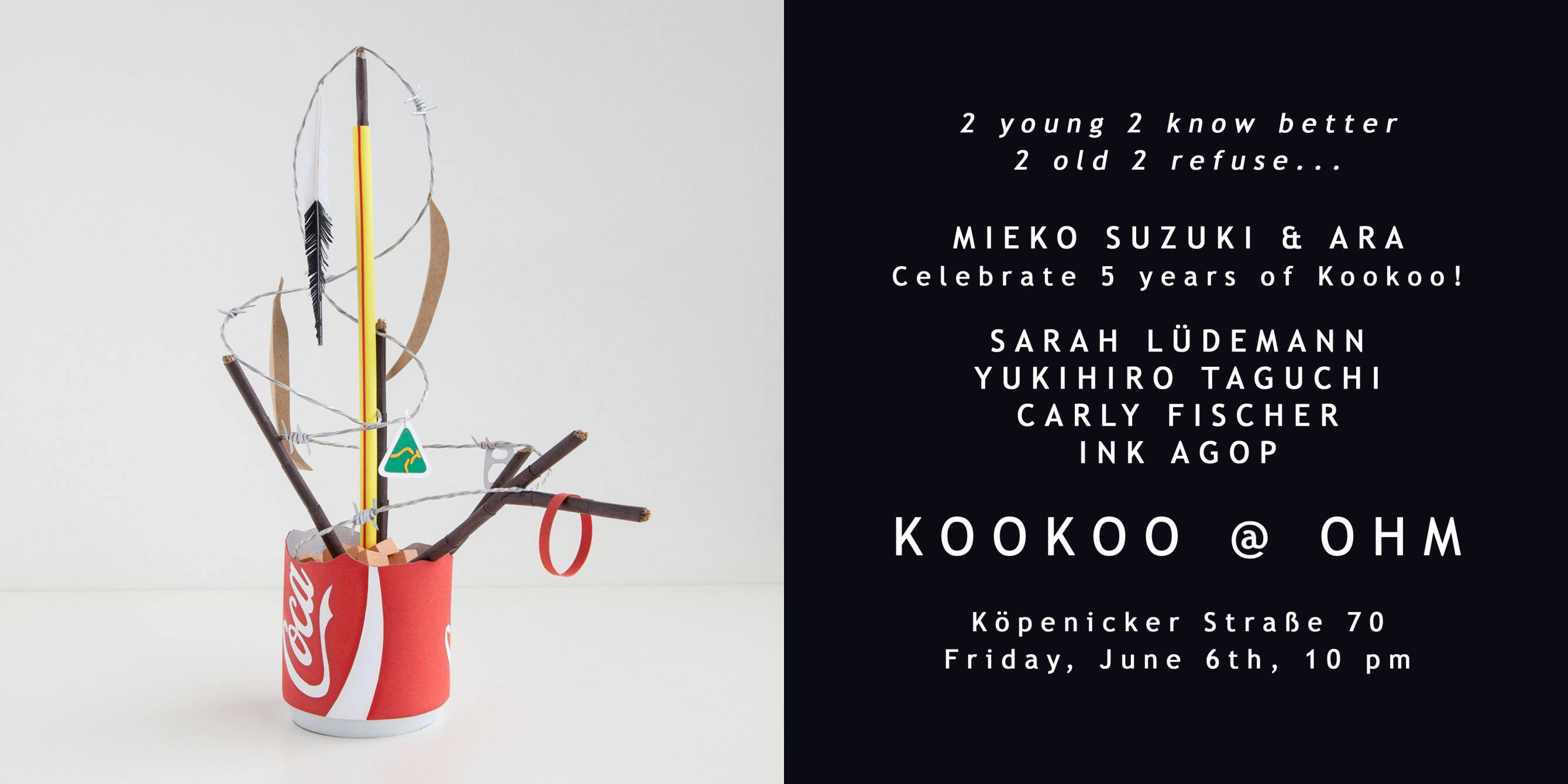 kookoo5years
