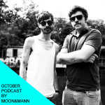 October's podcast by Moon&Mann for Geradehaus' second anniversary