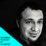 November podcast by DJ Dmitry