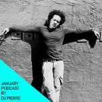January podcast by DJ Pierre