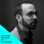 October podcast by Peter Kirn, special Turn Around Bright Eyes