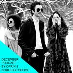 December podcast by Noblesse Oblige & Ofrin